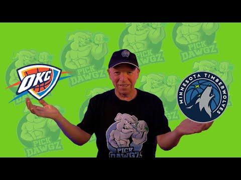 Minnesota Timberwolves vs Oklahoma City Thunder 3/22/21 Free NBA Pick and Prediction NBA Betting Tip