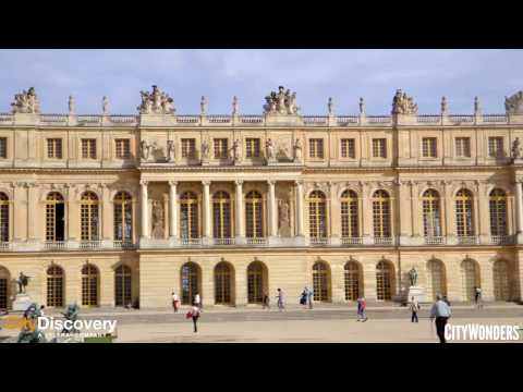 The Secret Rooms of Versailles Extended VIP Visit from Paris