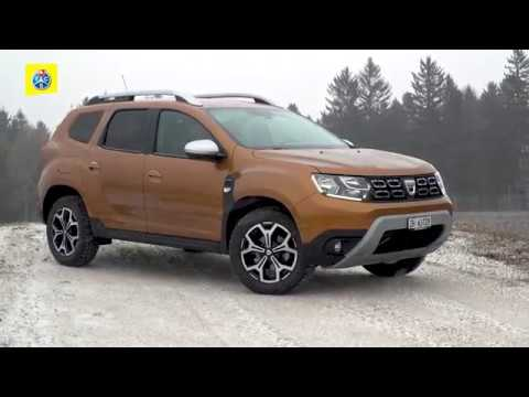 dacia duster 4x4 test de voiture youtube. Black Bedroom Furniture Sets. Home Design Ideas