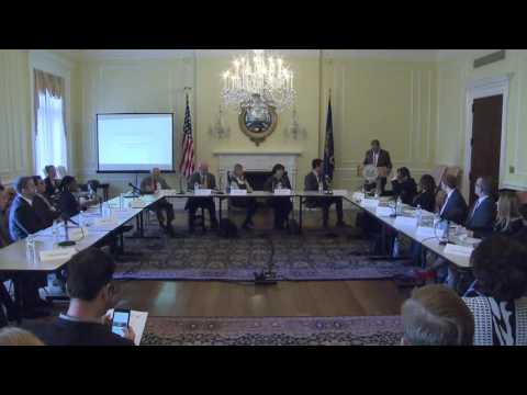 Freedom of Information Act (FOIA) Advisory Committee Meeting - October 25, 2016 - Part 1 of 2