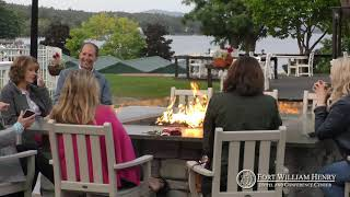 Fort William Henry | Dinner By the Fire