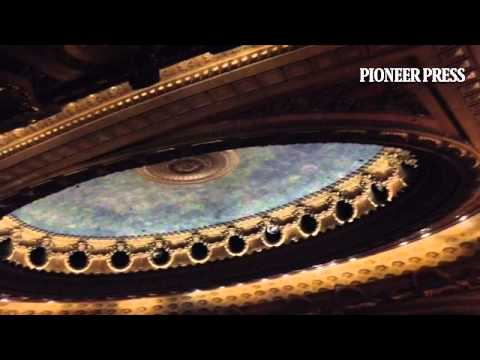 Video 7: A quick tour of historic Chicago Theater.