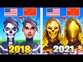 Fortnite CHINA's History of BANNED Items