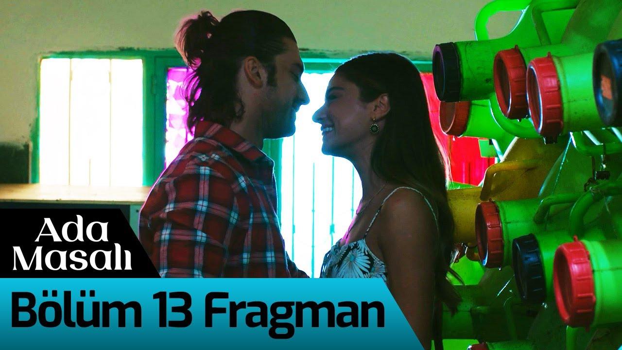 Ada Masalı 13. Bölüm Fragman