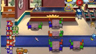 Diner Dash Flo On the Go Level 15