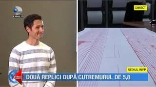 Stirile Kanal D (28.10.2018) - Cel mai mare cutremur din ultimii 14 ani! Editie COMPLETA