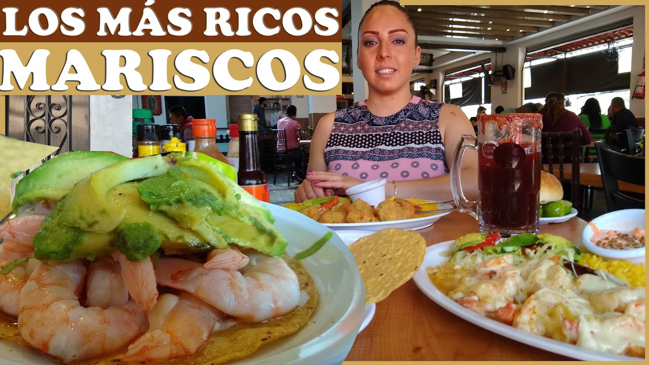 Mariscos en Nezahualcoyotl - Restaurantes en Neza