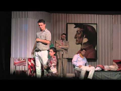 Lisa Algozzini Sings Lauretta's Scene & Aria In 'Gianni Schicchi' (rehearsal)