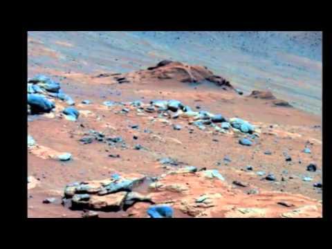 Mystery of Mars doughnut rock solved - 15 February 2014