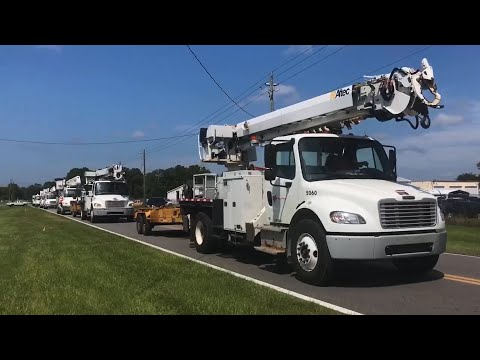 Hurricane Irma cuts power to more than 2 million in South Florida, FPL warns of a slow recovery