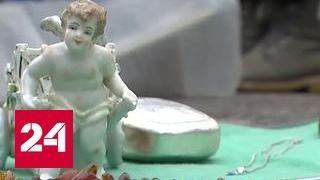 видео Блошиный рынок в Музее Москвы