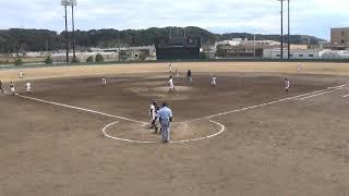 東総ジュニアカップ vs豊畑スポーツ少年団4回裏5回