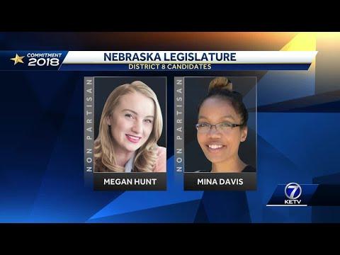 Two women running for Nebraska Legislature in District 8