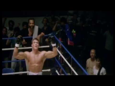 Kickboxer: White warrior.