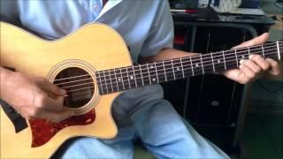 Hướng dẩn bài học guitar : Điệu Surf