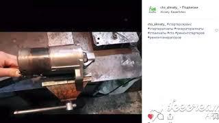 Ремонт стартеров и генераторов в Алматы