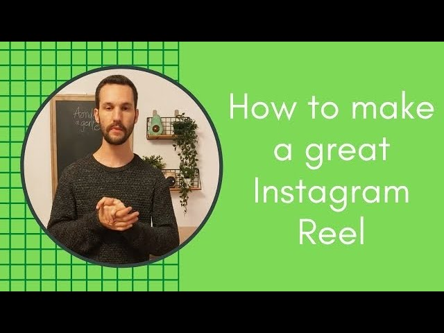 How to Use Instagram Reels for your Vlogs