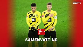 Topschutters Haaland en Weghorst treffen elkaar 👀| Samenvatting Borussia Dortmund - VfL Wolfsburg