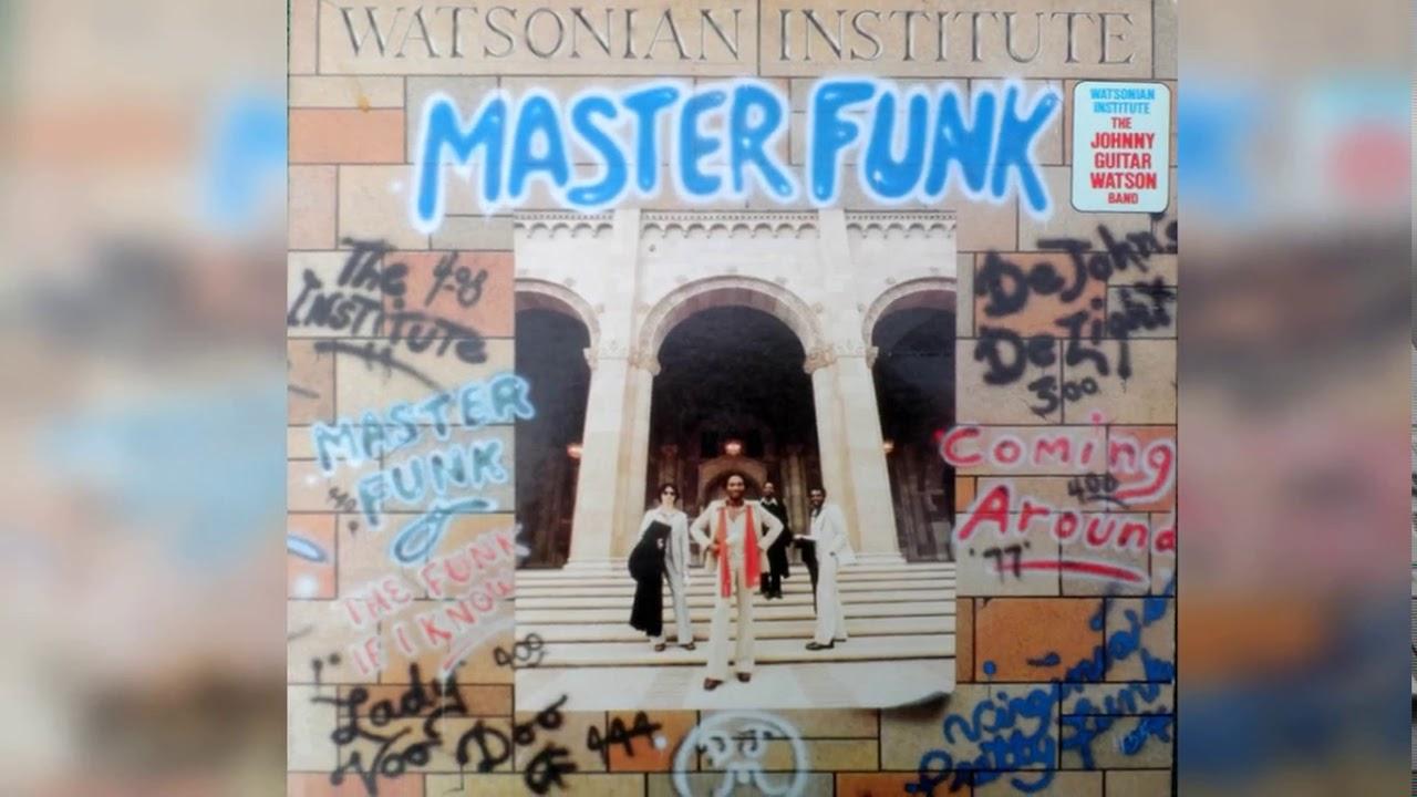 Watsonian Institute - Master Funk (1978) (Album)