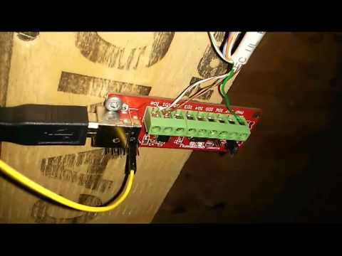 Controlling a fuel pump with a Numato USB GPIO module and relay