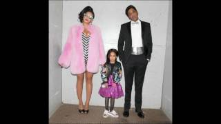 #Beyonce Knowles   #Jayz & #BlueIvy Carter AKA #BlackBarbie and #Ken! The best of #Halloween 2016