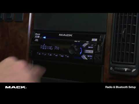 Radio and Bluetooth (Legacy) - French