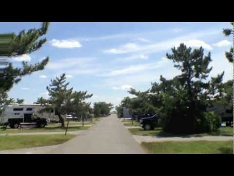 Salisbury Beach Camping at the Reservation | M & J RV Travel Adventures