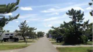 Salisbury Beach Camping aт the Reservation | M & J RV Travel Adventures
