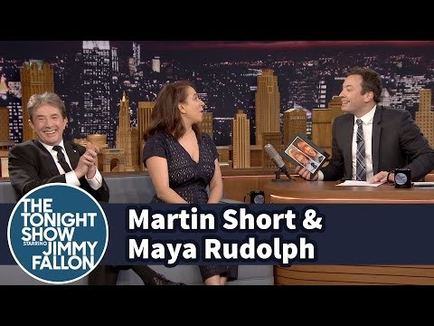 Martin Short and Jimmy Are Twin Brothers in Maya & Marty Premiere
