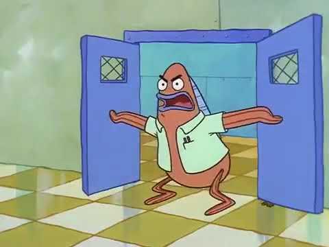 Spongebob Fish Meme Template