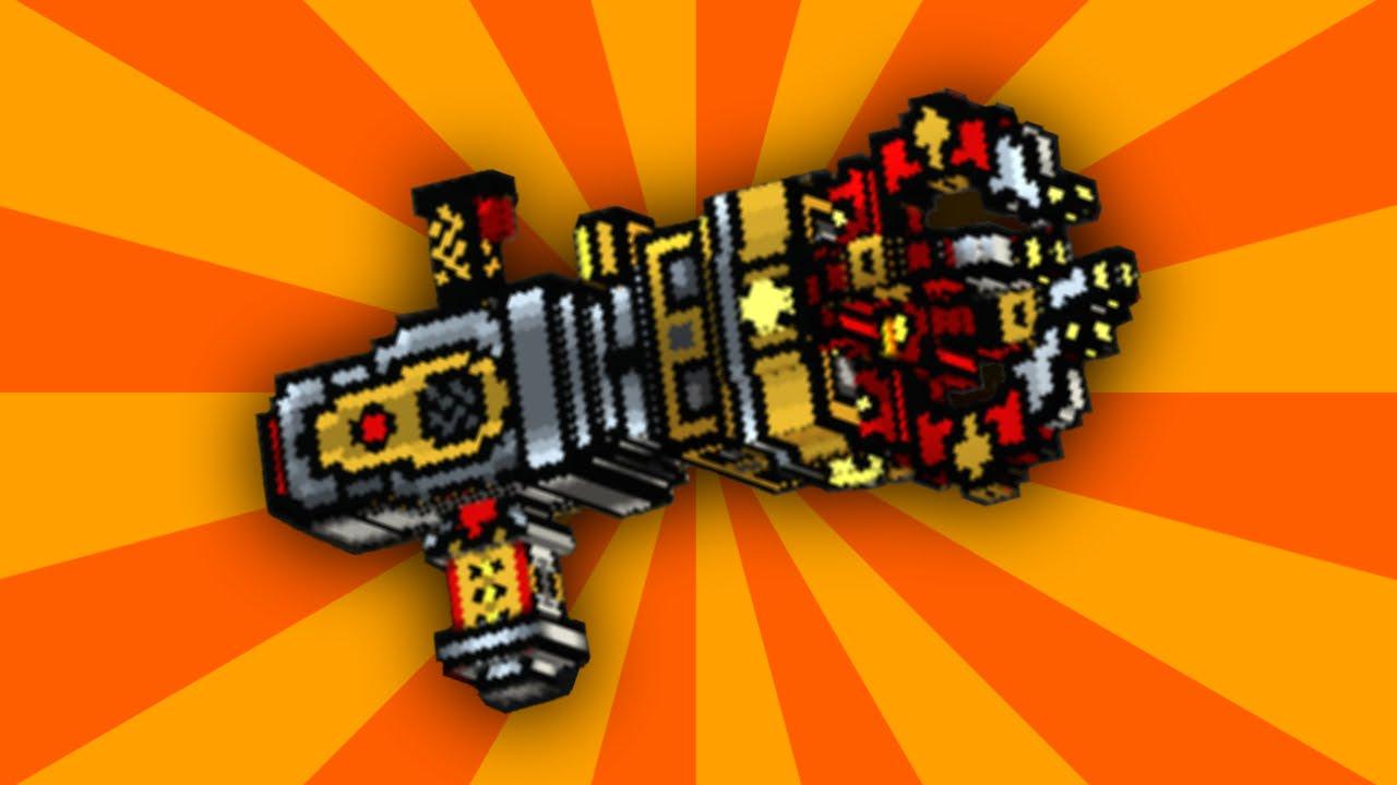Pixel Gun 3D - Vacuumizer [Review] - YouTube
