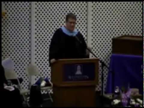2015 Undergraduate Commencement 1 - Southwestern College, Winfield, KS