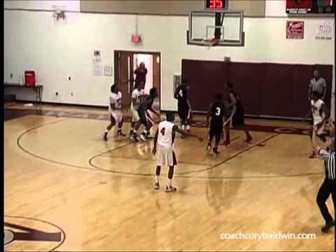 Waycross College vs Albany Tech 12/18/12