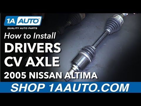 how-to-replace-front-drivers-side-cv-axle-02-06-nissan-altima