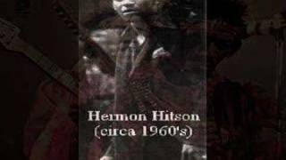 """Jimi Hendrix / Hermon Hitson Track """"Suspicious/Hot Trigger"""""""