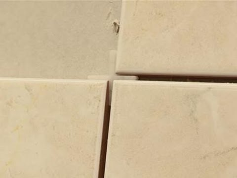 Bathroom wall tiling: how to do it - YouTube