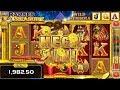 Big Win Online Slots - Ramses Treasure x396