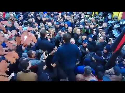 Киев Митинг Майдан 2017