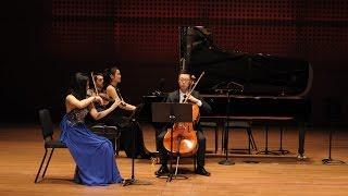 Dvorak Dumky Trio, Op. 90, I. Lento maestoso