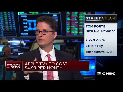 Apple's pricing of its streaming service an attack on Netflix: Analyst