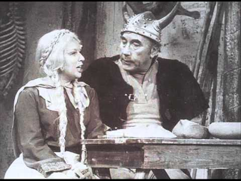 Frankie Howerd & June Whitfield - Up Je T'aime / All Through The Night (1971)