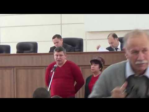 газета ГОРОД Никополь: Сессия  от 20.12.2019г