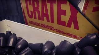 KIT PLANES ABRASIVE TOOLS - CRATEX