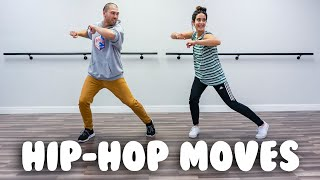 Hip Hop For Beginners- 5 Baṡic Moves
