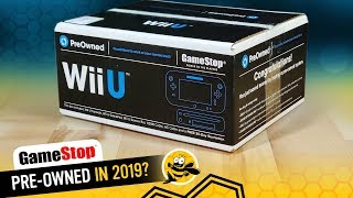 Should You Buy a PreOwned Nintendo Wii U from GameStop in 2019?