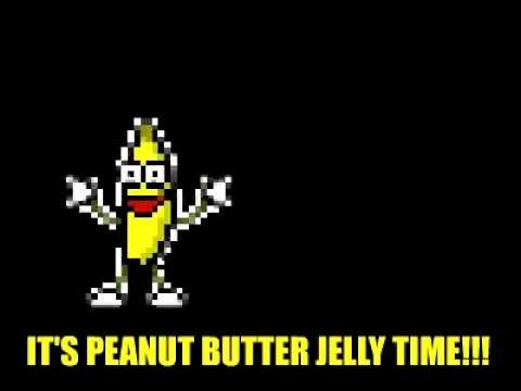 It S Peanut Butter Jelly Time Youtube