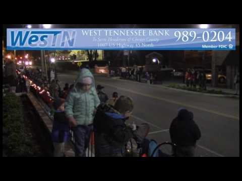 Chester County Christmas Parade 12-01-16