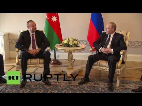 Russia: Putin talks