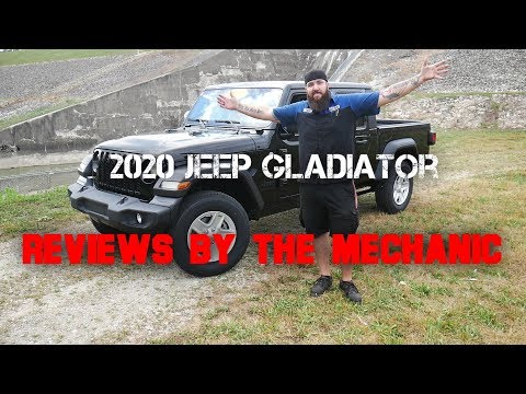2020 JEEP GLADIATOR - REVIEWS BY THE MECHANIC