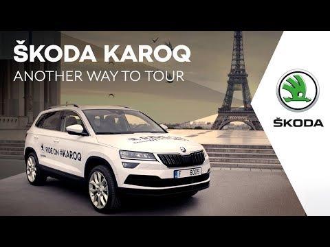 ŠKODA KAROQ: ANOTHER WAY TO TOUR